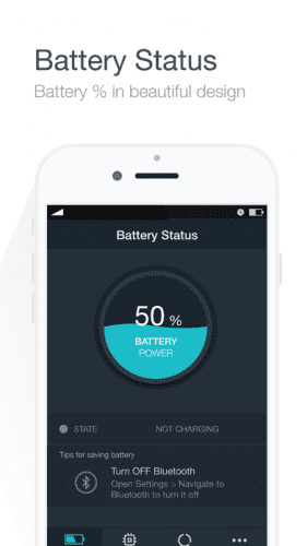 Battery Saver - Manage battery life & Check system status - 1
