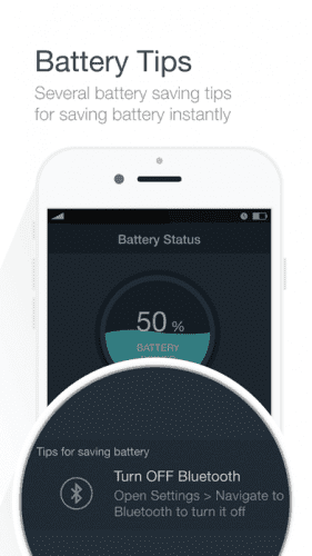Battery Saver - Manage battery life & Check system status - 3
